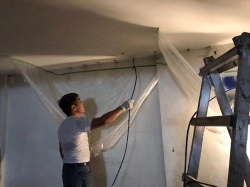天花板防水工程_星宥工程