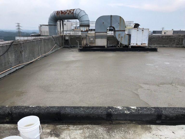 防水工程施作時機及注意事項