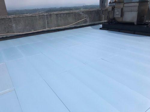 屋頂外牆隔熱處理_星宥工程